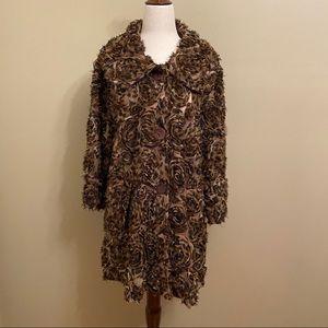 Damee, Inc. Leopard Jacket